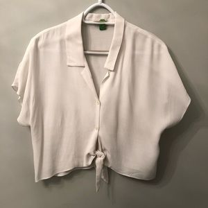 Aritzia Wilfred Free blouse Small